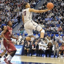 APTOPIX Florida St Connecticut Basketball